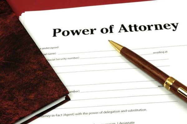 power of attorney dubai