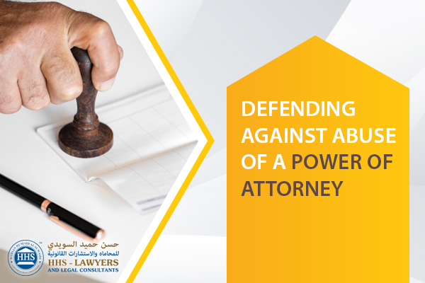 Power of attorney Drafting