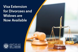 Visa Extension for Divorcees and Widows