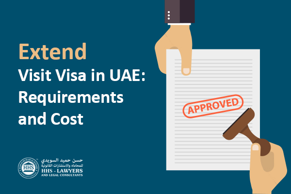 Extend Visit Visa in UAE
