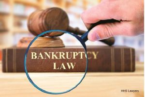 Liquidating Company and Filing Bankruptcy