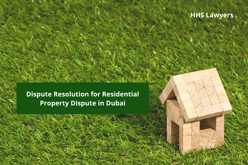 Residential Property Dispute in Dubai