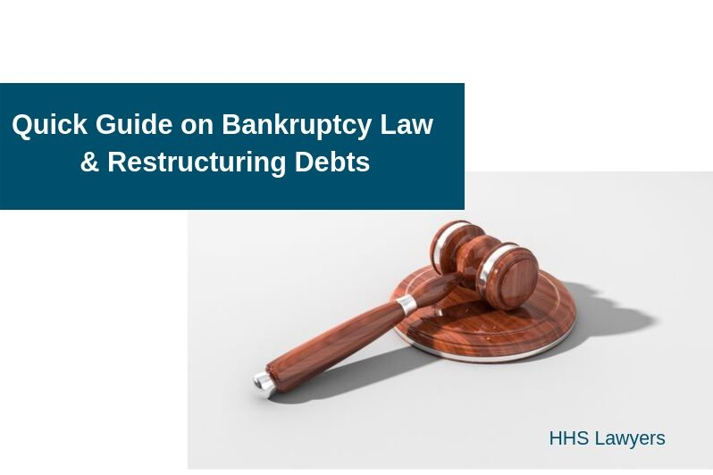 Bankruptcy Law and restructuring Debts
