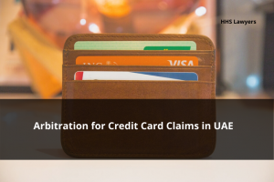 Arbitration for Credit Card Claim