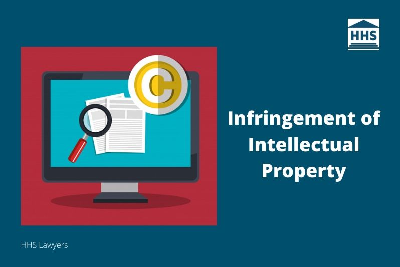 Infringement of intellectual property